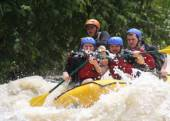 Costa Rica Best Rafting Adventures
