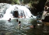 Trekker tour to waterfalls