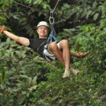Jaco Beach Canopy Adventu Tour