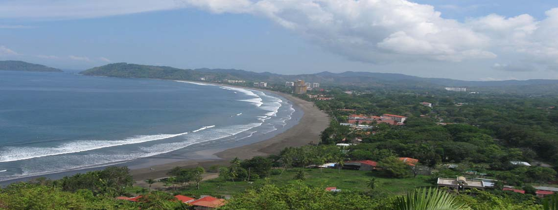 Visiting Jaco Beach in Costa Rica